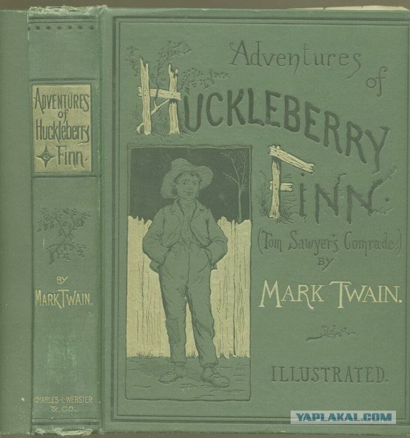 an analysis of the point of view in the adventures of huckleberry finn a novel by mark twain