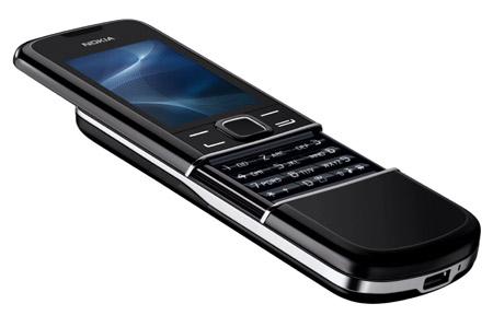 Технические характеристики Nokia 8800 Arte.  Русификация.