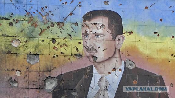 США начинает войну с Сирией