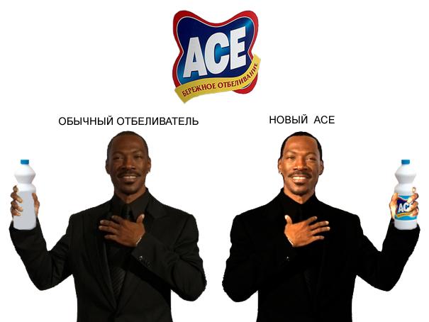 Известные люди в рекламе