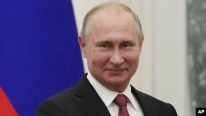 Путин подписал указ о проведении Всенародного голосования 22 апреля