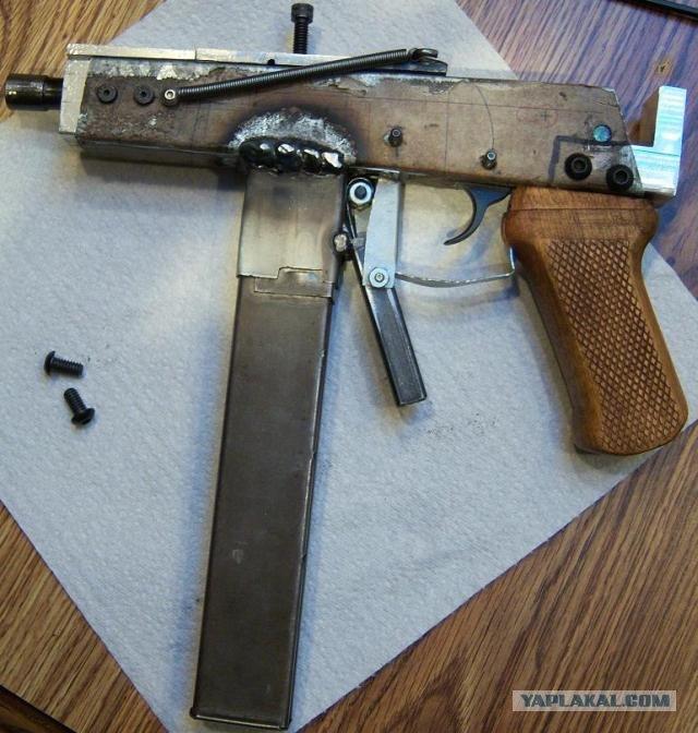 Самый суровый пистолет в мире