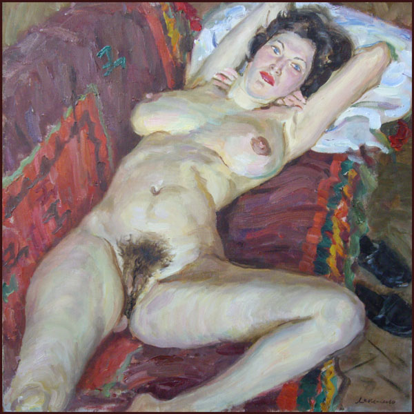 секс картина маслом
