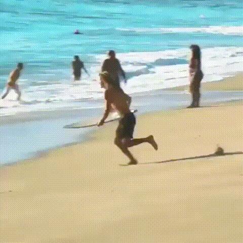 """""""Это же хорошая волна, я должен успеть!"""""""