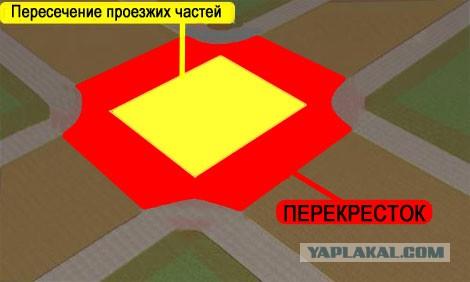 Традиционный пост про чепырку: Уличные гонщики перевернули такси в Белгороде