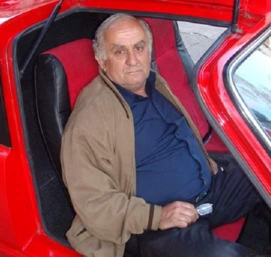 Самодельный авто с мотором от Мазерати(из Еревана)