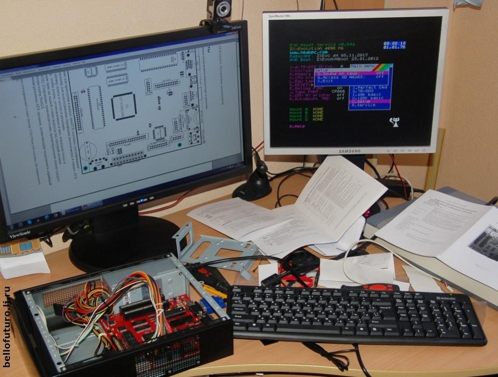 ZX Spectrum - возвращение