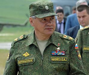 Шойгу: Россия имеет оружие, которого нет ни у кого