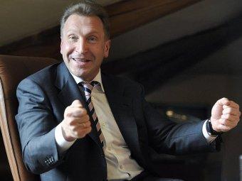 Вице-премьер правительства России купил себе Rolls-Royce Phantom. А вам - хорошего настроения!