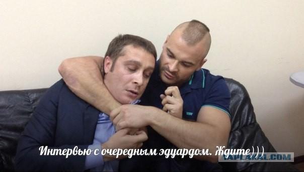 Тесак поймал Багирова