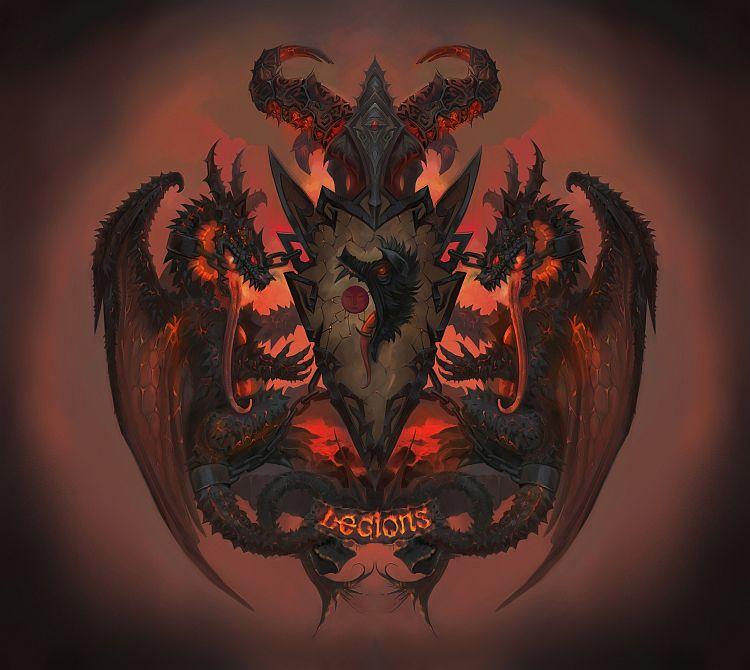 герб наёмников
