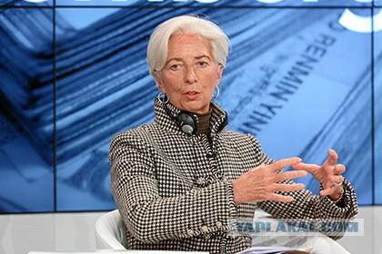 МВФ допустил отказ от финансирования Украины