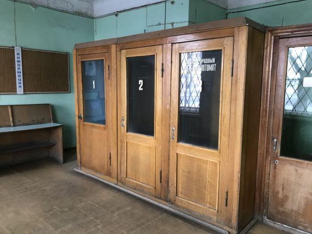 Застывшее во времени почтовое отделение в Новосибирске