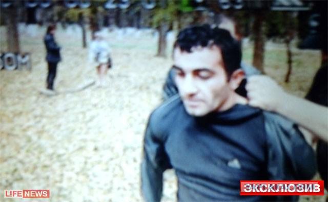 Убийца Щербакова доставлен в Моску на вертолете
