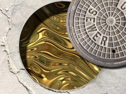 Ученые: канализация содержит тонны золота