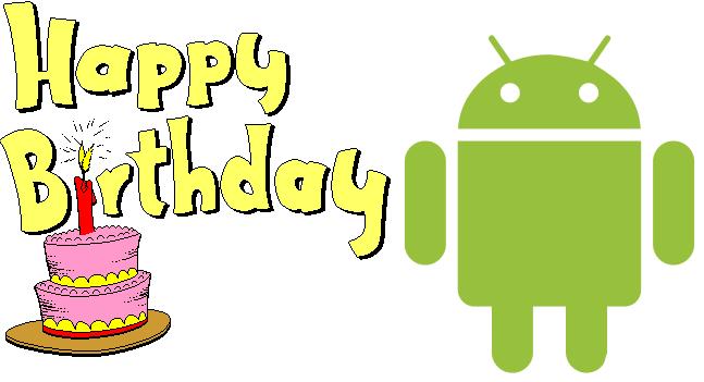Поздравления с днем рождения для андроид скачать