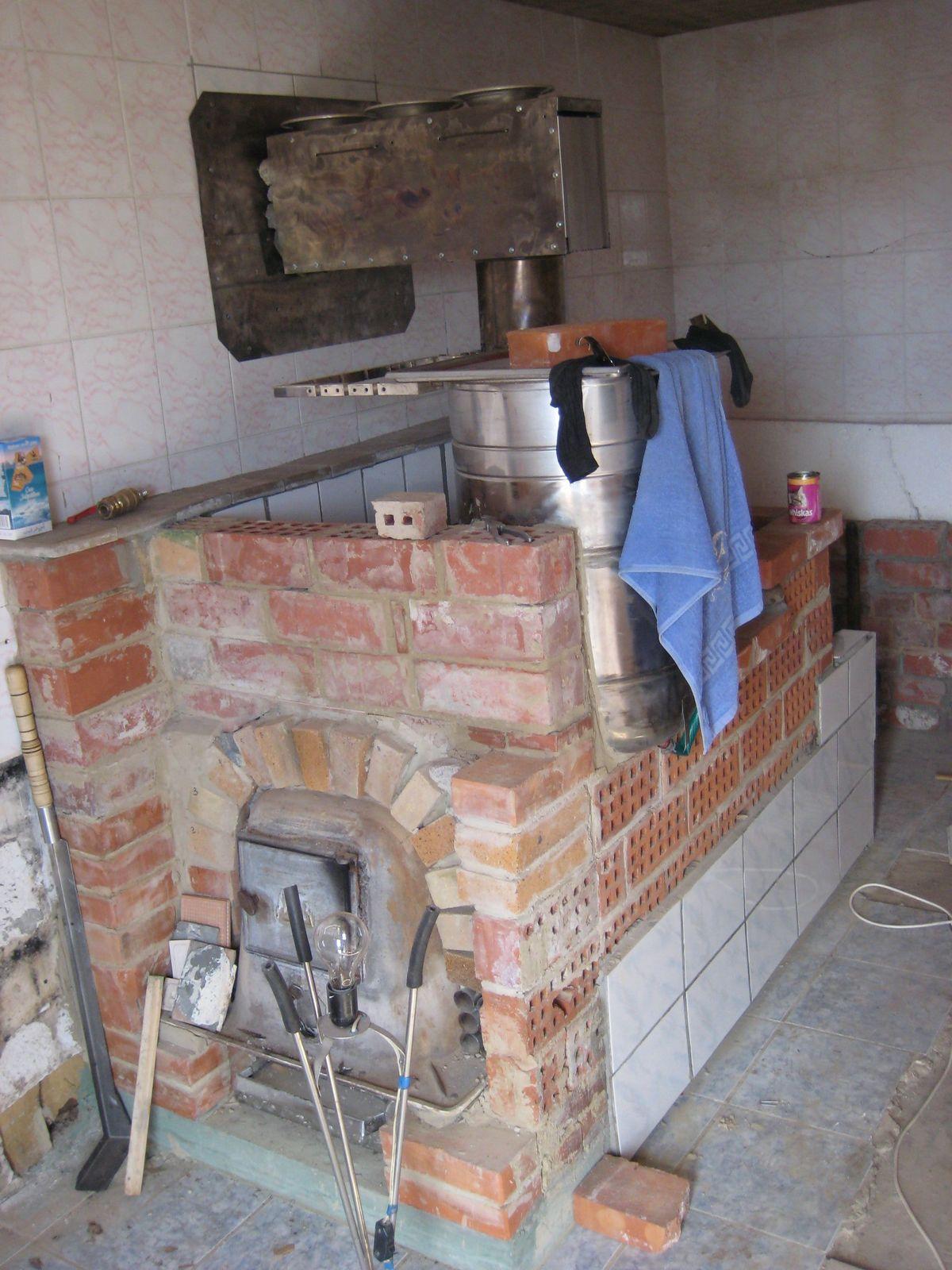 Печка из ванны своими руками фото 68