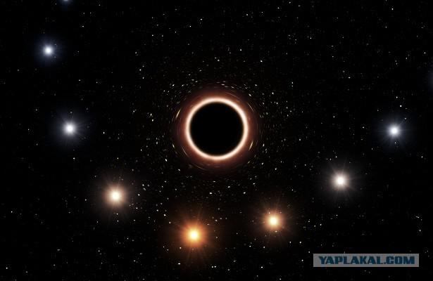 Теорию относительности впервые напрямую проверили вблизи черной дыры