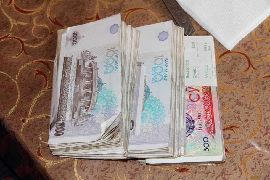 Курс доллара в ташкенте