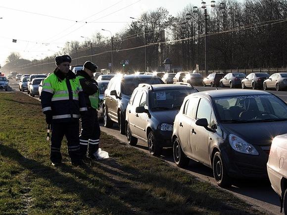 Автопробеги в России официально стали считаться демонстрациями