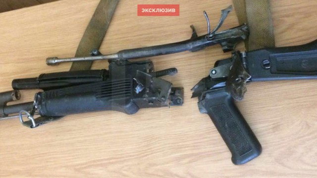 Взорвавшийся в стволе Ак-74 патрон оторвал руку офицеру на стрельбах Минобороны