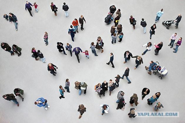Обновилась статистика по убыли населения России. За январь - апрель 2020 года она составила рекордные 160 тыс. человек