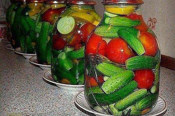 Новые рецепты салатов 2012 с фото