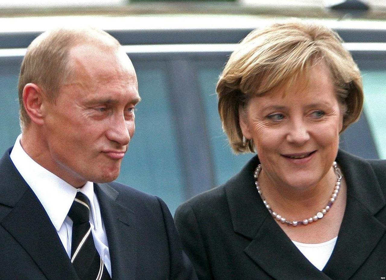 """Путин рассказал о выгодах для Германии от строительства """"Северного потока-2"""" - Цензор.НЕТ 4842"""