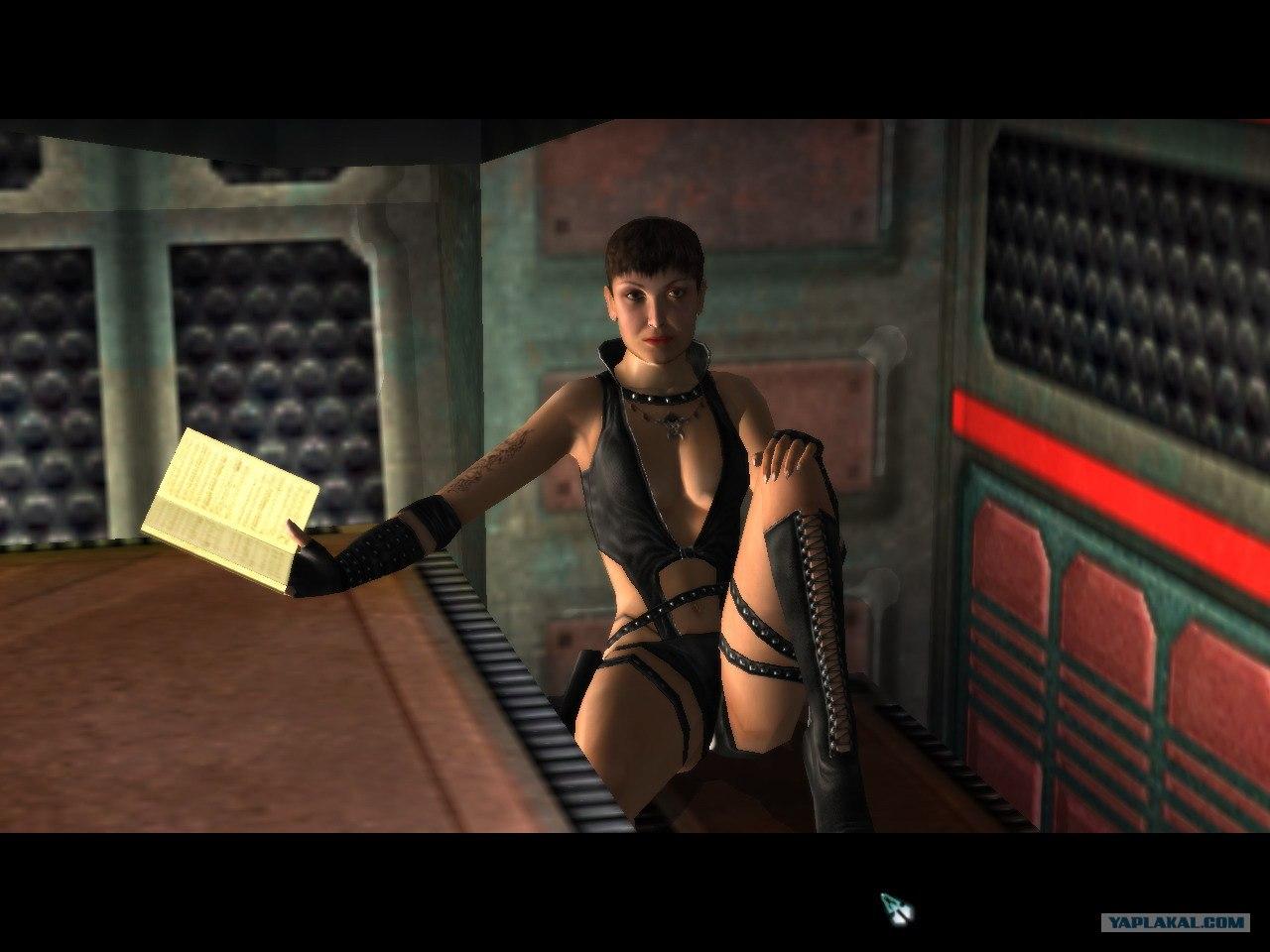 Секс картинки из игр 7 фотография