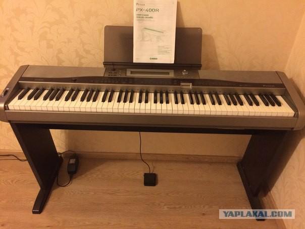 Продам синтезатор CASIO PRIVIA