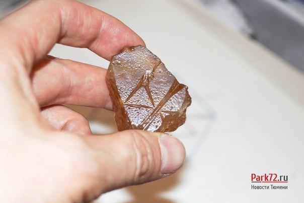 Привет из Гипербореи? В Тюмень привезли артефакт, способный перевернуть историю!