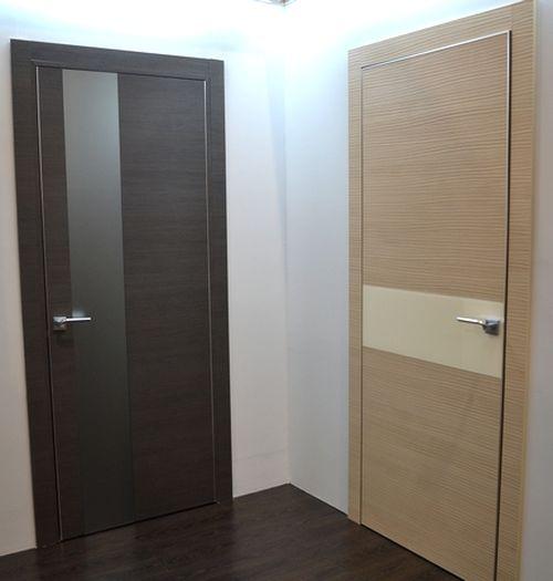 Двери профиль дорс серия z фото в интерьере