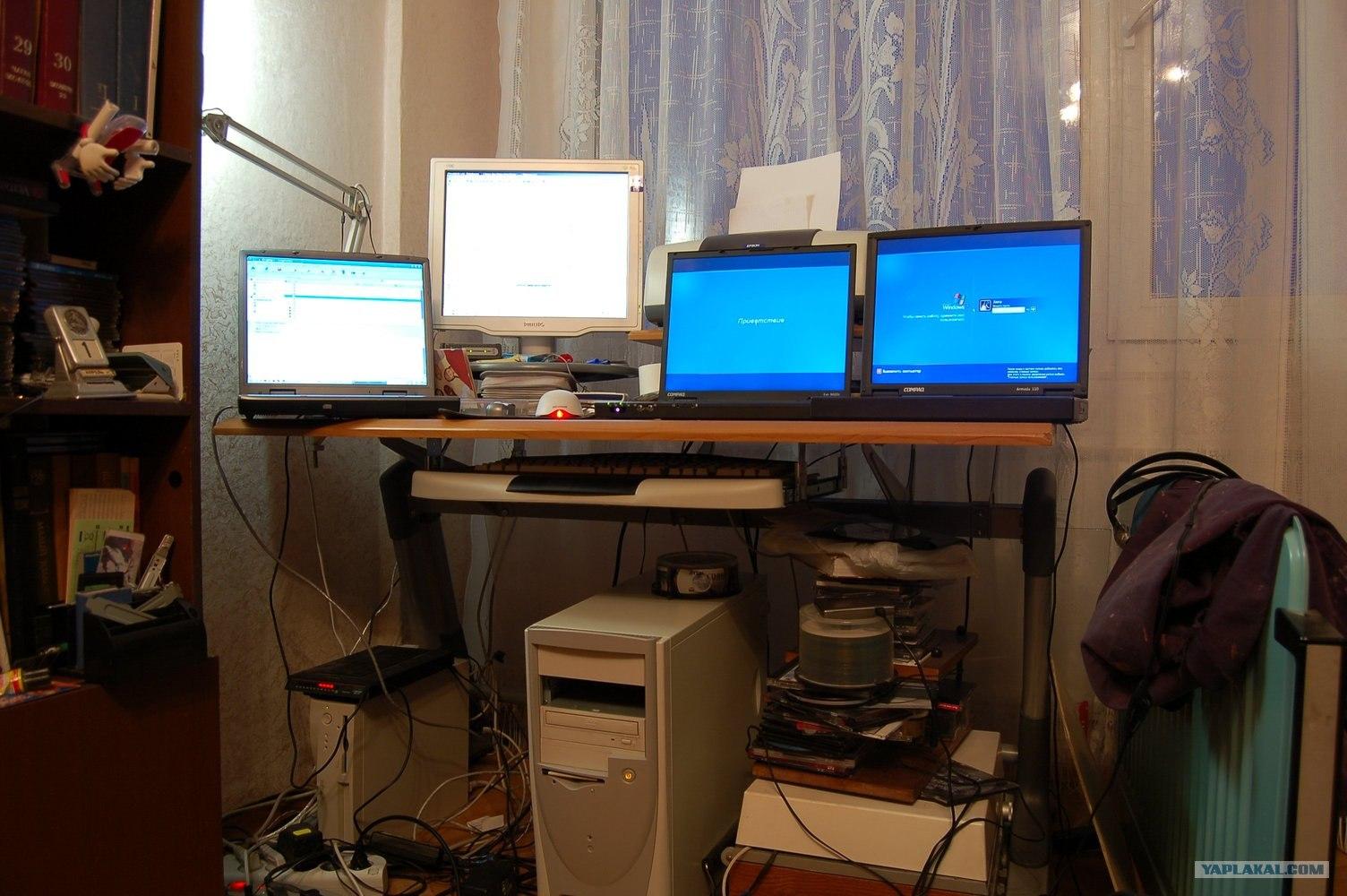 Домашний файловый сервер своими руками