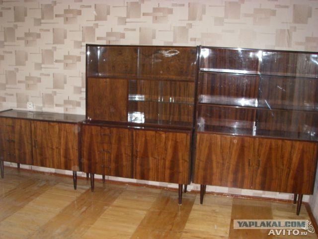 Мебель ссср фото