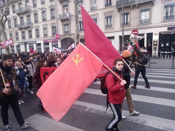 Французский Лион сегодня