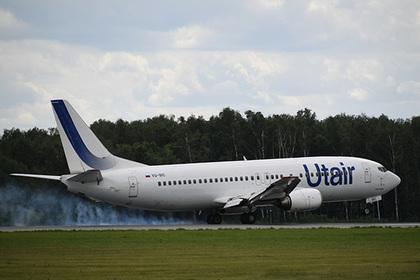 Еще один самолет вернулся в Москву из-за попадания птиц в лобовое стекло