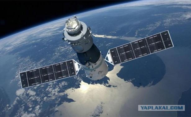 На Землю скоро рухнет токсичная космическая станция из Китая