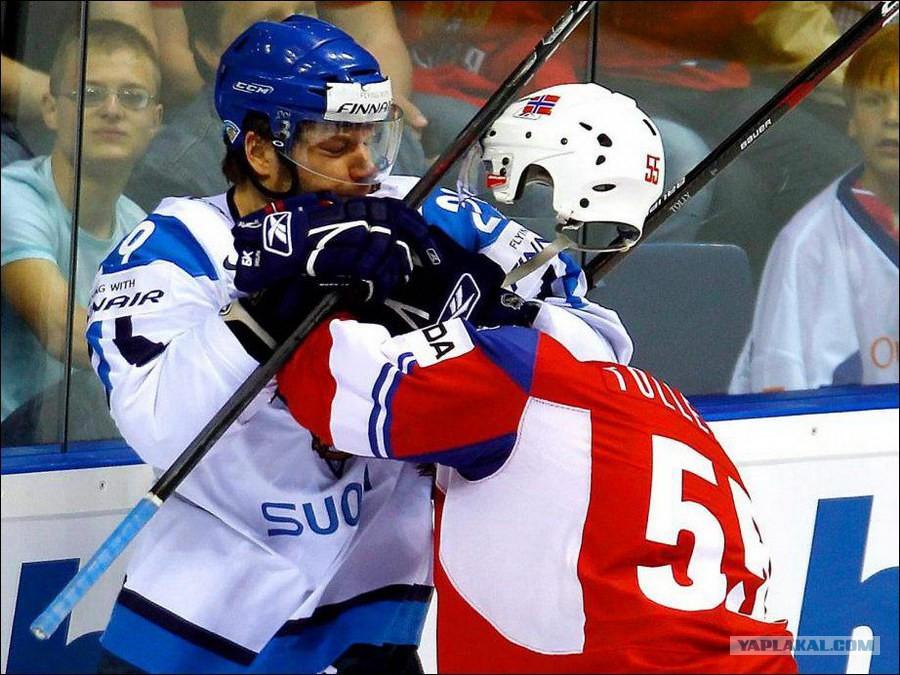 Порнуха про хоккей 9 фотография