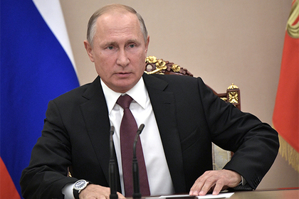 Путин назвал крушение Ил-20 в Сирии «цепью трагических случайностей»
