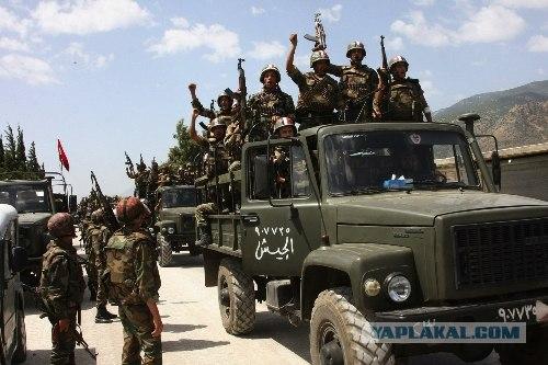 Сирия: взгляд ветерана дипломатической службы