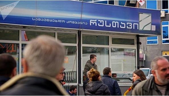 """Госдума предложила возбудить уголовное дело против ведущего """"Рустави 2"""""""