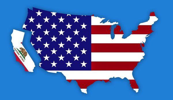 Калифорния начала официальную кампанию по выходу из состава США