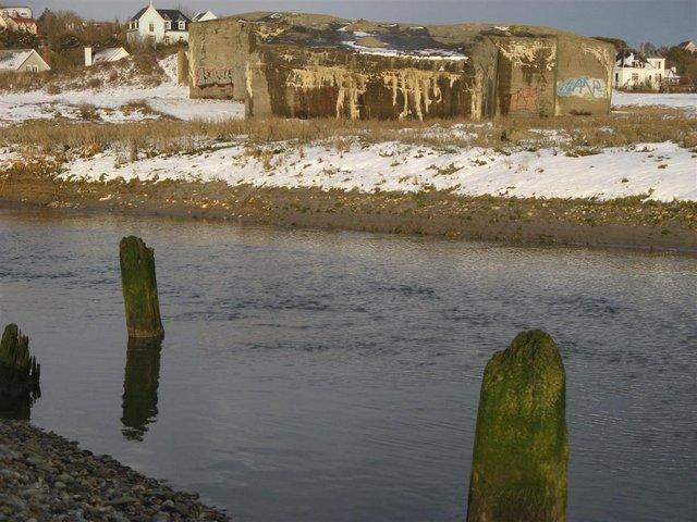 Бывшие места высадки союзников в Нормандии