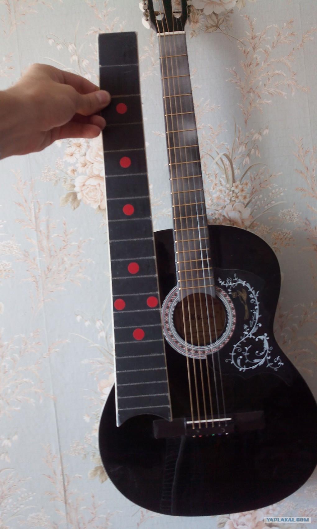 Технология изготовления акустических гитар 76