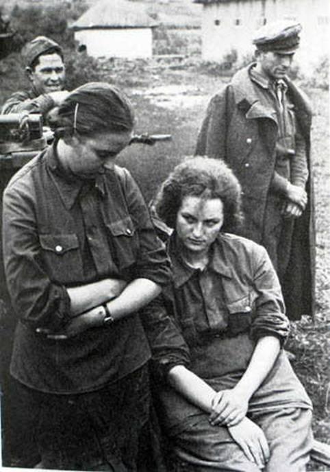 немцы знакомятся с русскими женщинами