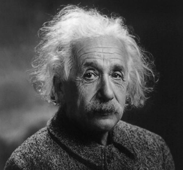 Почему Эйнштейн показал язык?