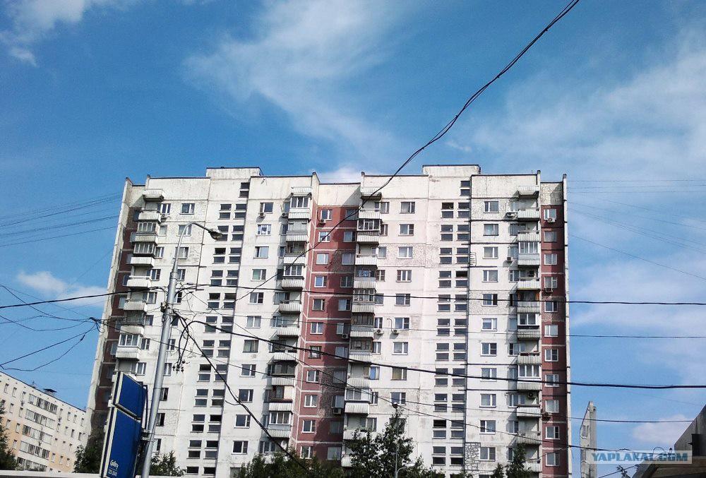 Дом без выхода на балкон.