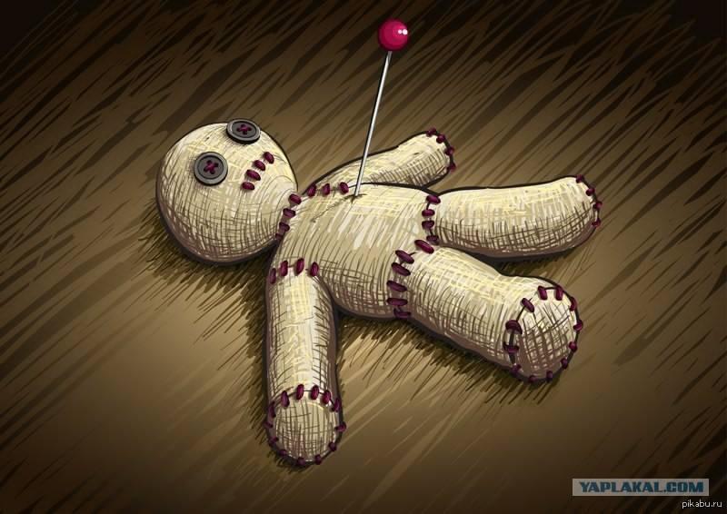 Как сделать куклу вуду на себя для удачи
