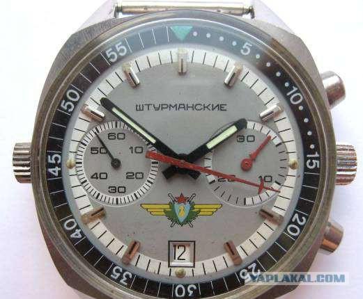 известно, неприятный советские наручные часы летчиков встречи киевскому времени