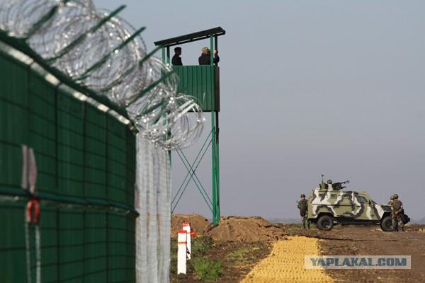 В Крыму задержали трех украинских десантников